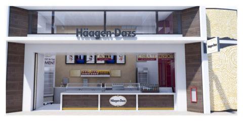 Haagen Dazs - UTC