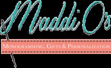 Maddi O's logo design