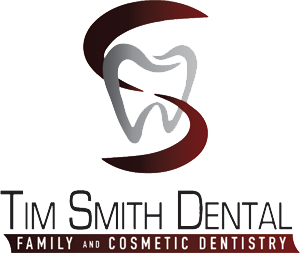 Tim Smith Dental logo design