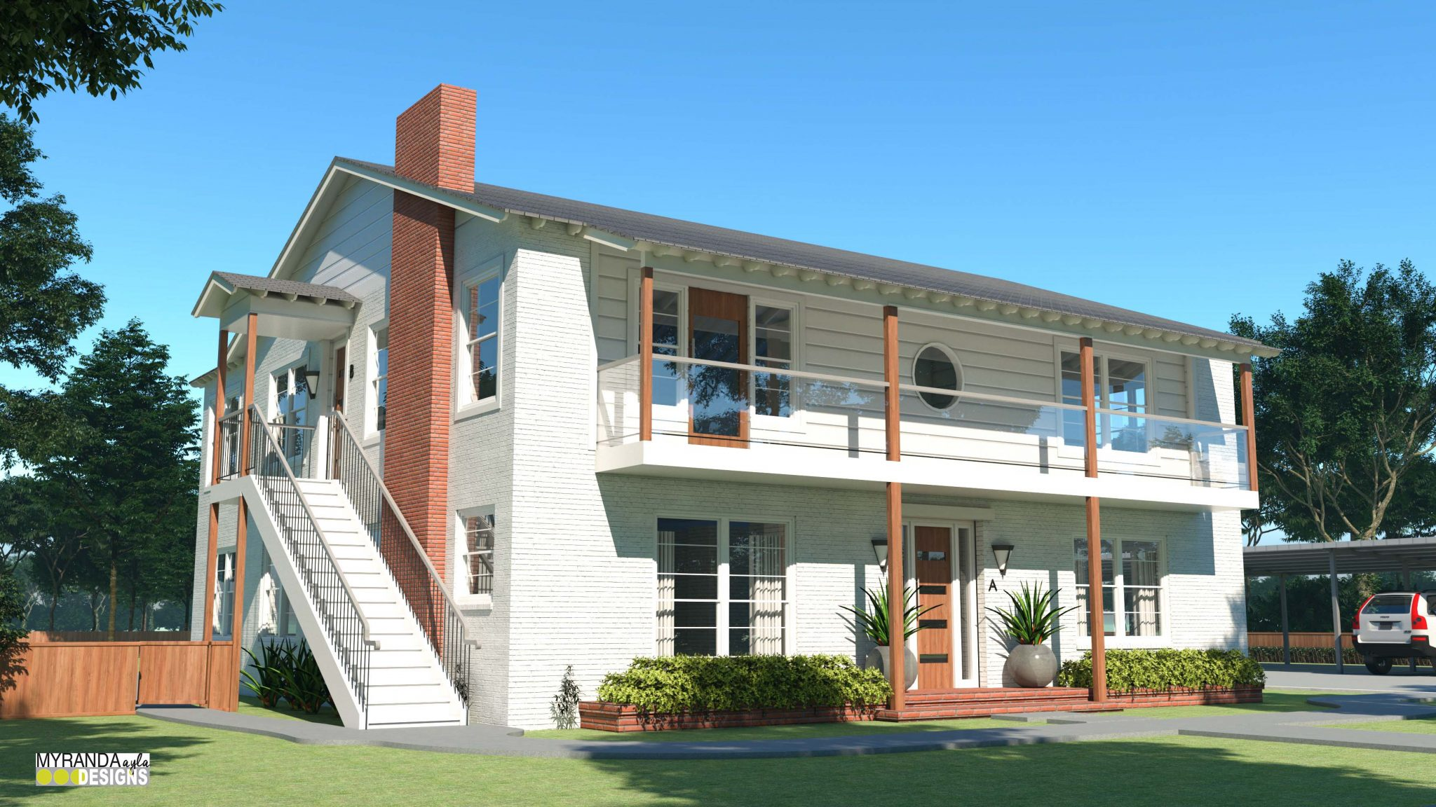 Apartment Renovation Design