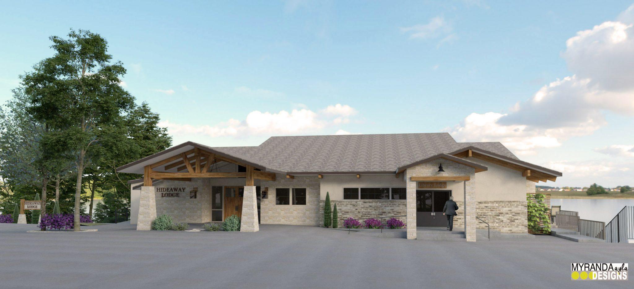 Hideaway Lake Lodge